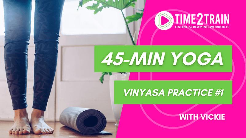 At-Home Vinyasa Yoga | Session #1