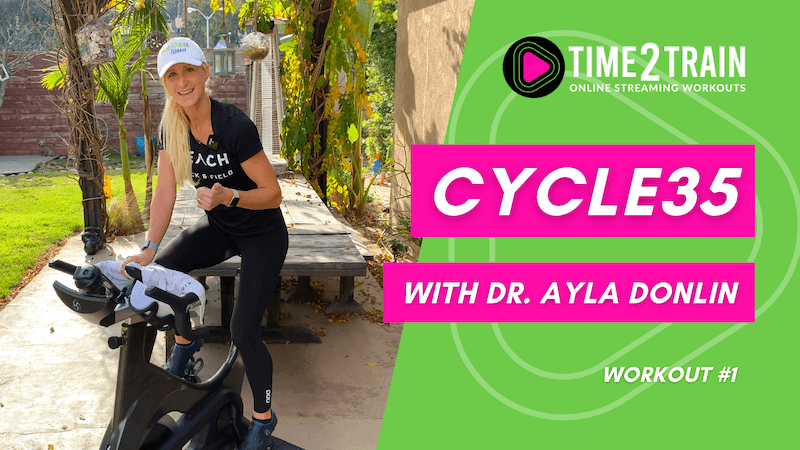 Cycle35 Workout #1 | Free At-Home Indoor Cycling