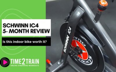 Schwinn IC4 5-Month Review   Is this indoor bike worth it?